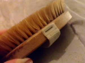 My 10 year old Body Brush